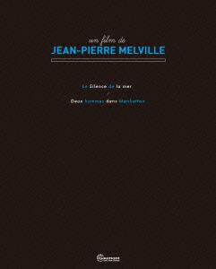 ジャン=ピエール・メルヴィル監督作品『海の沈黙』『マンハッタンの二人の男』Blu-ray ツインパック[IVBD-1074][Blu-ray/ブルーレイ]