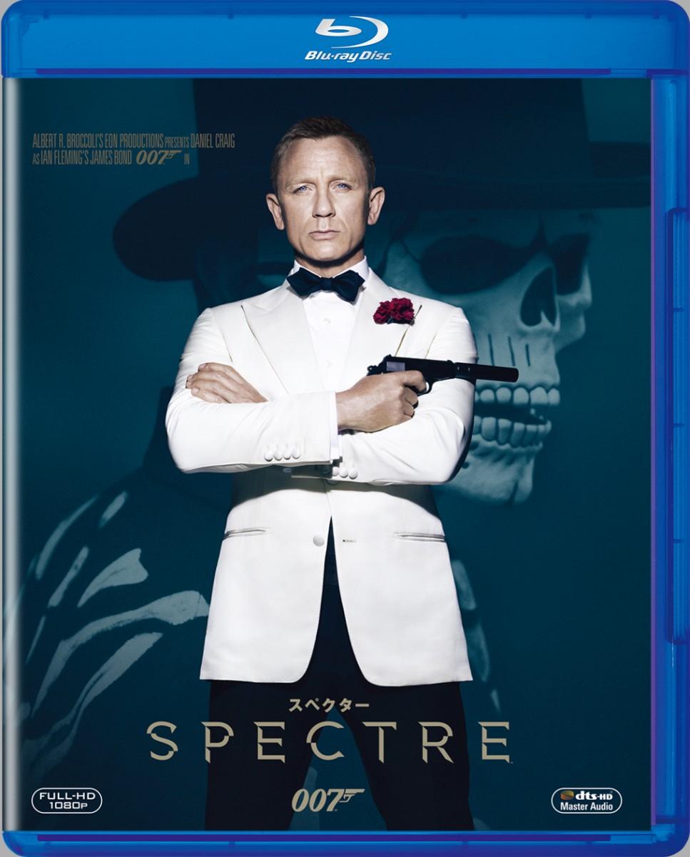 007 スペクター[MGXJC-64760][Blu-ray/ブルーレイ] 製品画像