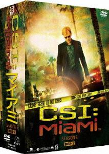 CSI:マイアミ シーズン6 コンプリートDVD BOX-2[DABA-0624][DVD] 製品画像