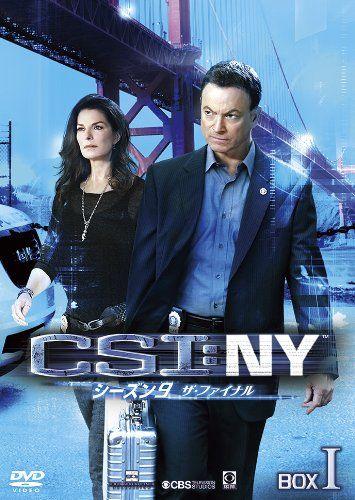 CSI:NY シーズン9 ザ・ファイナル コンプリートDVD BOX-1[DABA-4629][DVD] 製品画像