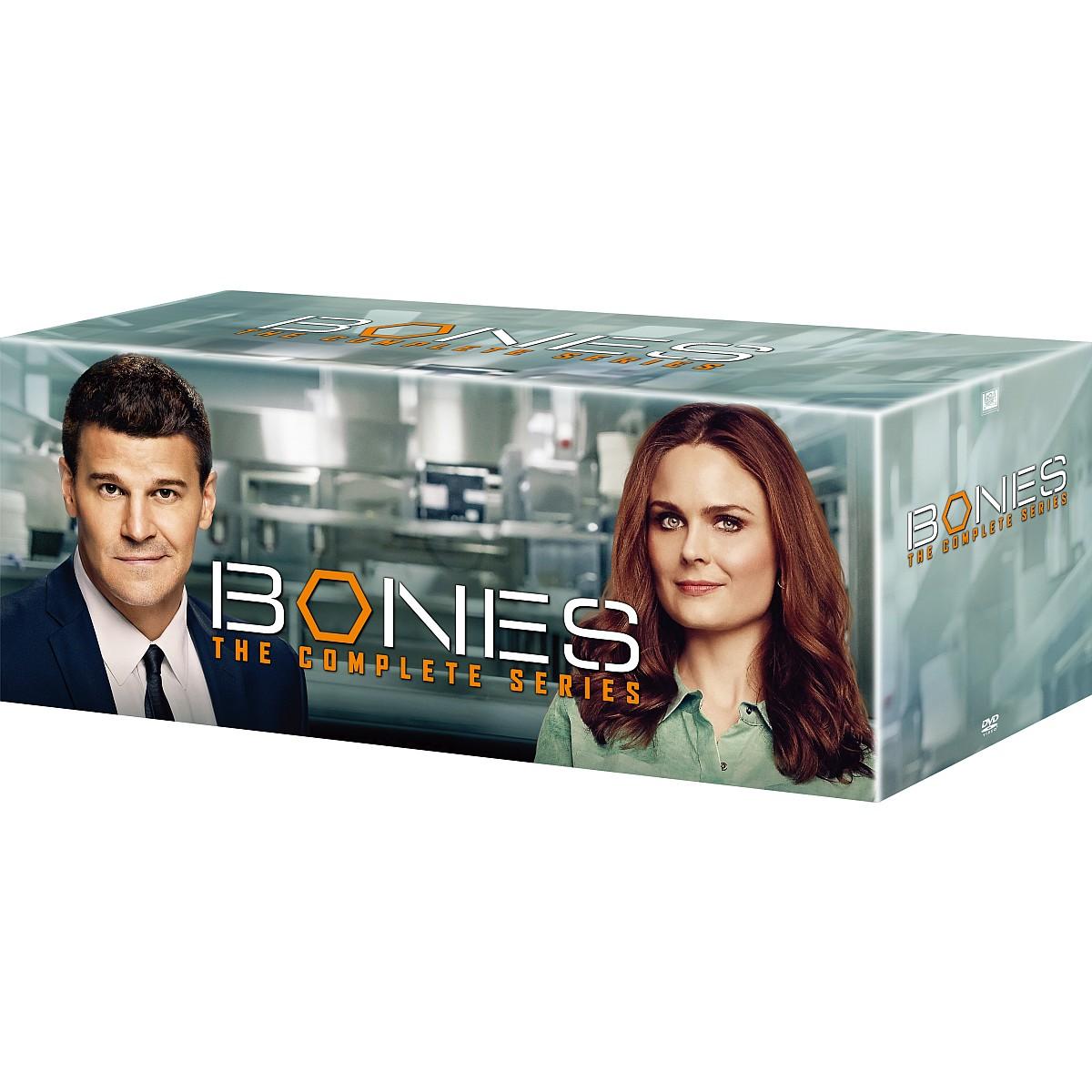BONES -骨は語る- コンプリートDVD-BOX[FXBA-78582][DVD]