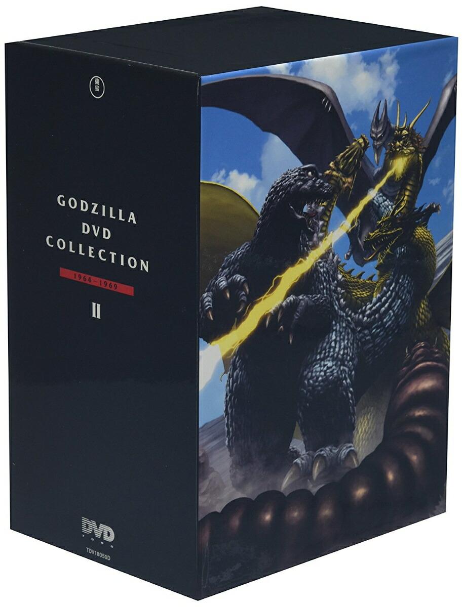 ゴジラ DVDコレクション II[TDV-18050D][DVD] 製品画像