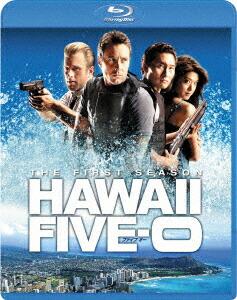 Hawaii Five-0 シーズン1Blu-ray<トク選BOX>[PJXF-1124][Blu-ray/ブルーレイ] 製品画像