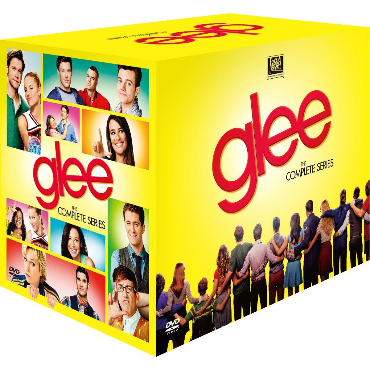 glee/グリー コンプリートDVD-BOX[FXBA-67705][DVD]