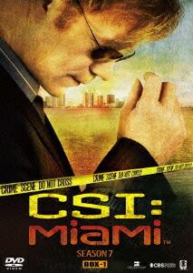 CSI:マイアミ シーズン7 コンプリートDVD BOX-1[DABA-0683][DVD] 製品画像