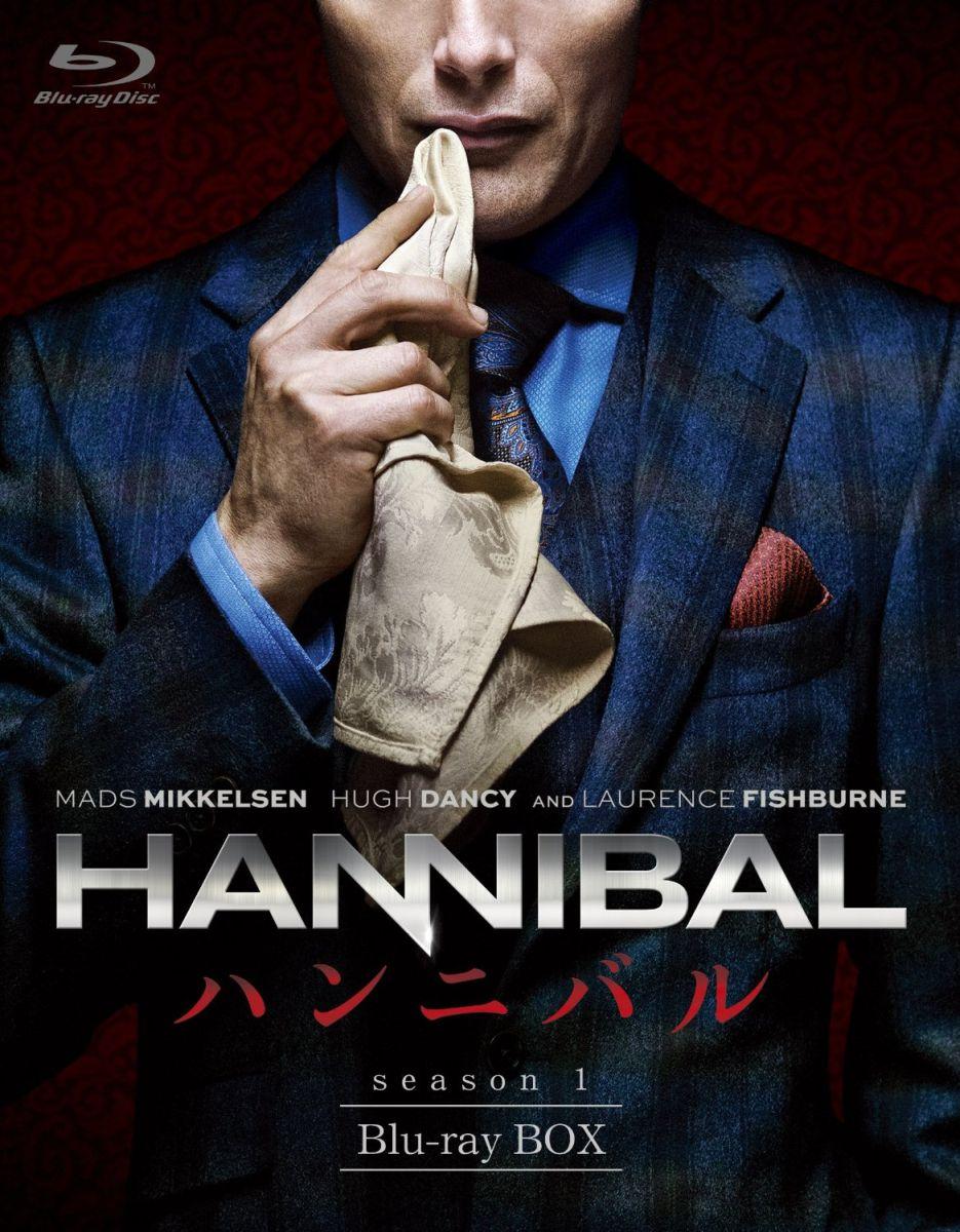 海外ドラマ HANNIBAL/ハンニバル Blu-ray-BOX[DAXA-4691][Blu-ray/ブルーレイ]