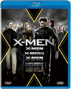 yFOX HERO COLLECTIONzX-MEN Rv[g u[CBOX&lt;5g&gt;kYl[FXXL-52102][Blu-ray/u[C]