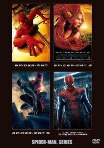 ウルトラバリュー スパイダーマンTM DVDセット[BPDH-726][DVD]
