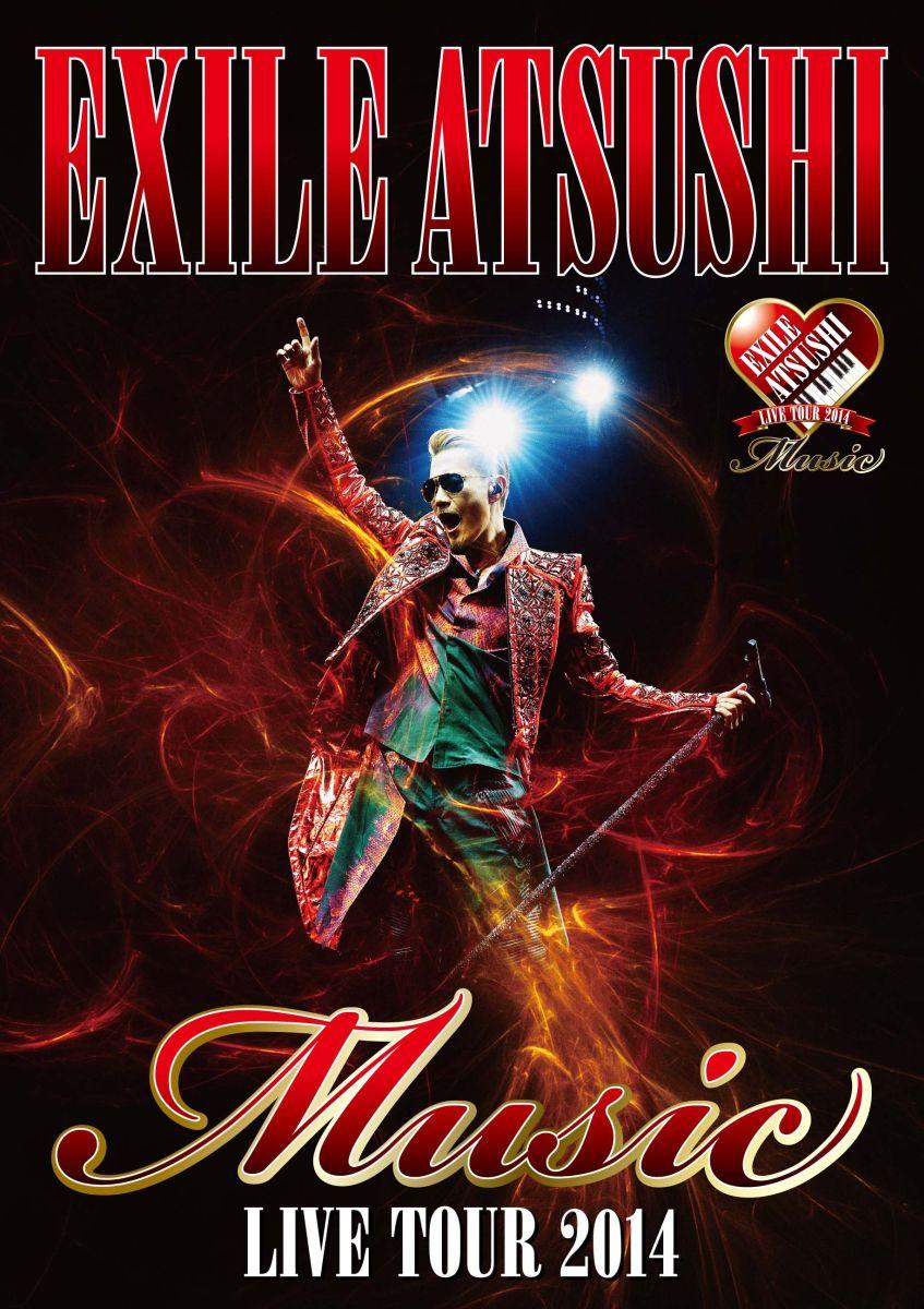 楽天ブックス: EXILE ATSUSHI LI...