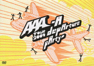 AAA TOUR 2009-A depArture pArty-[AVBD-91720/1][DVD]