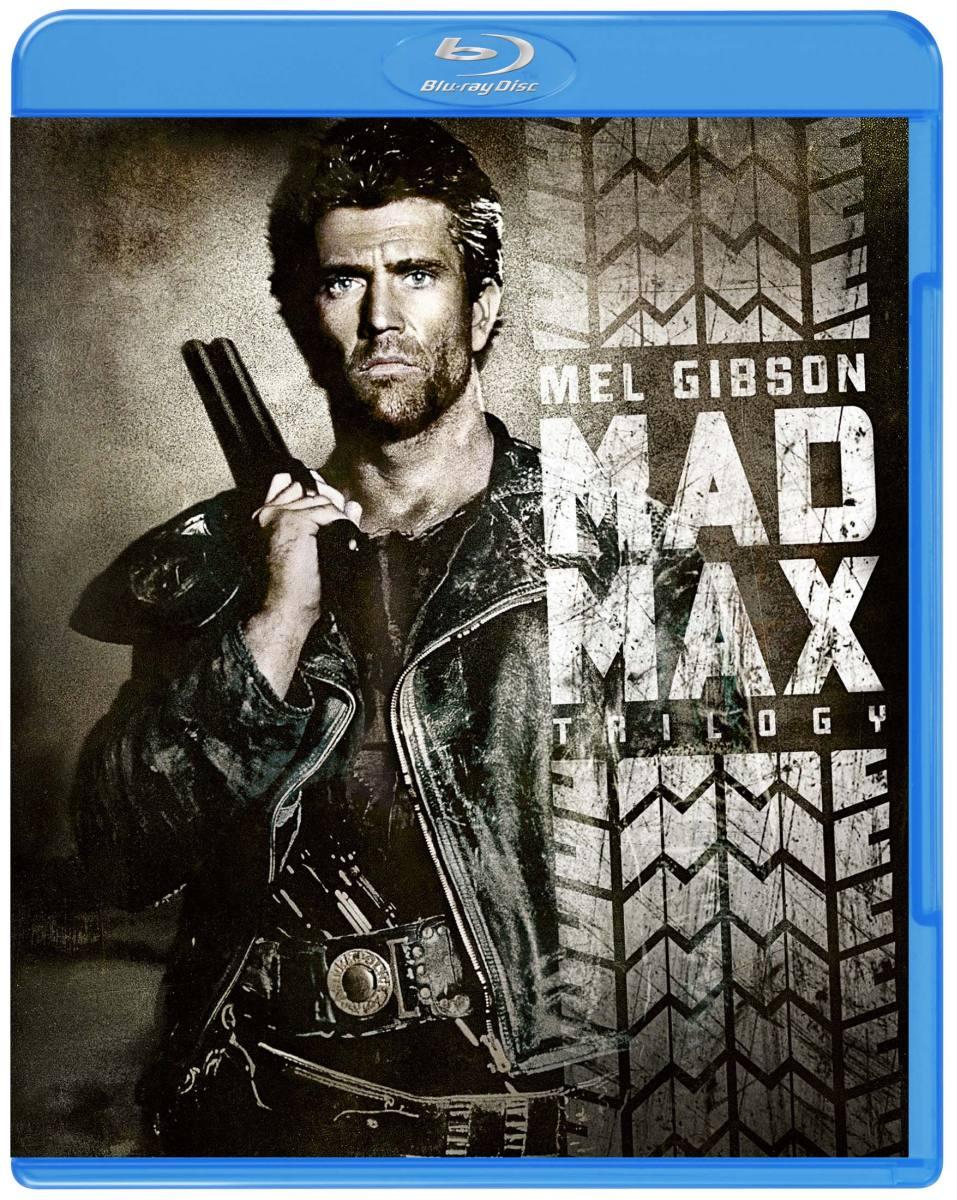 【初回限定生産】マッドマックス トリロジー スペシャル・バリューパック[1000536804][Blu-ray/ブルーレイ] 製品画像