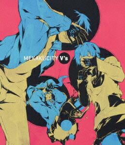 MEKAKUCITY V's(通常盤)[MHXL-22][Blu-ray/ブルーレイ]