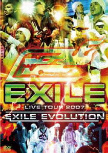 EXILE LIVE TOUR 2007 EXILE EVOLUTION(2枚組)[RZBD-45742/3][DVD]