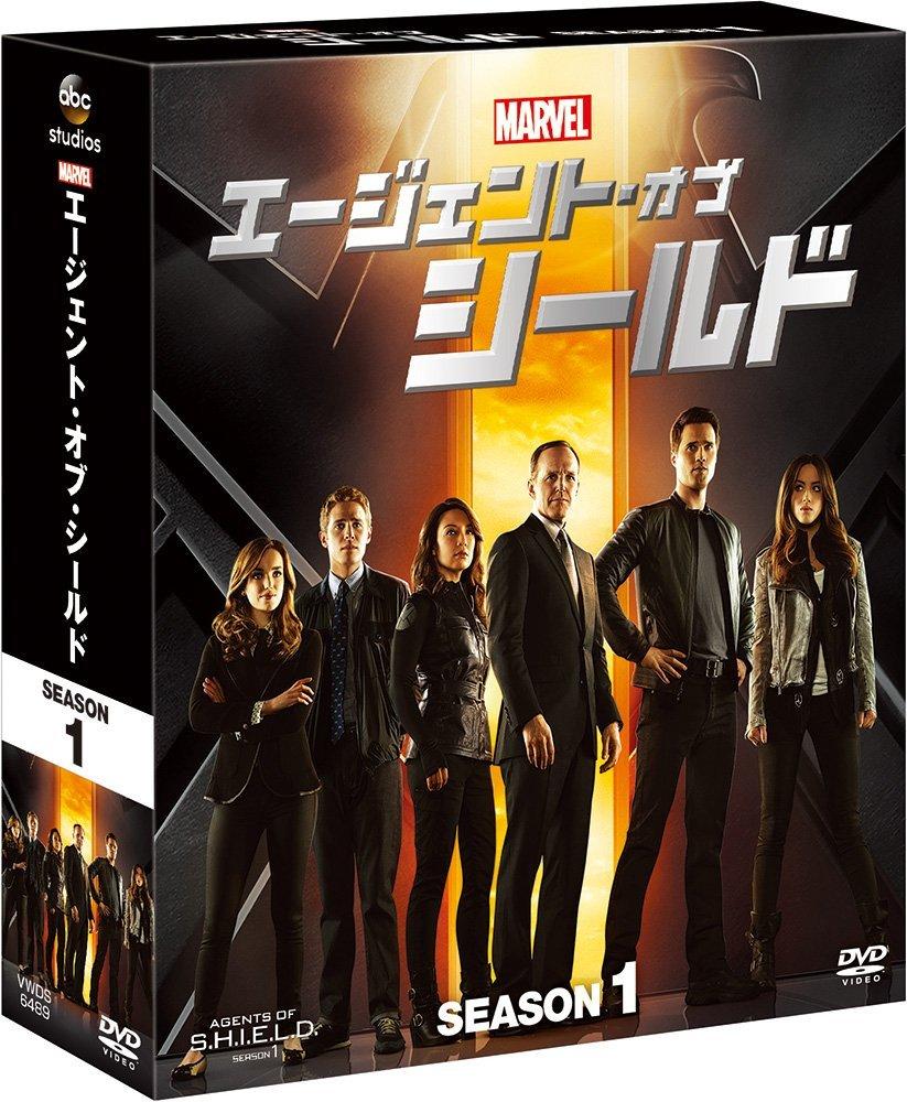 エージェント・オブ・シールド シーズン1 コンパクトBOX[VWDS-6489][DVD] 製品画像