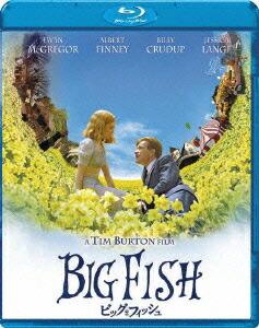 ビッグ・フィッシュ[BLU-34933][Blu-ray/ブルーレイ] 製品画像