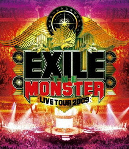 "EXILE LIVE TOUR 2009 ""THE MONSTER""[RZXD-46764][Blu-ray/ブルーレイ]"