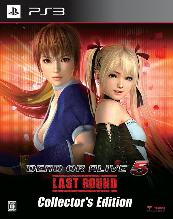 DEAD OR ALIVE 5 Last Round �R���N�^�[�Y�G�f�B�V���� [PS3]