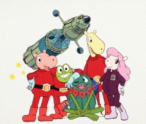 宇宙船サジタリウス Blu-ray BOX<初回限定生産>[GNXA-1121][Blu-ray/ブルーレイ] 製品画像