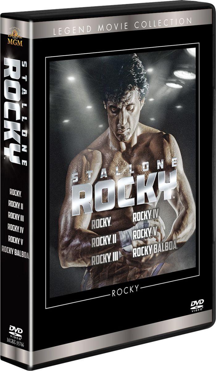 ロッキー DVDコレクション[MGBZ-35766][DVD] 製品画像
