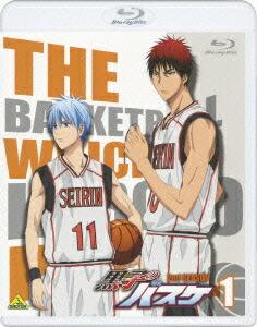 黒子のバスケ 2nd season 1[BCXA-0799][Blu-ray/ブルーレイ] 製品画像
