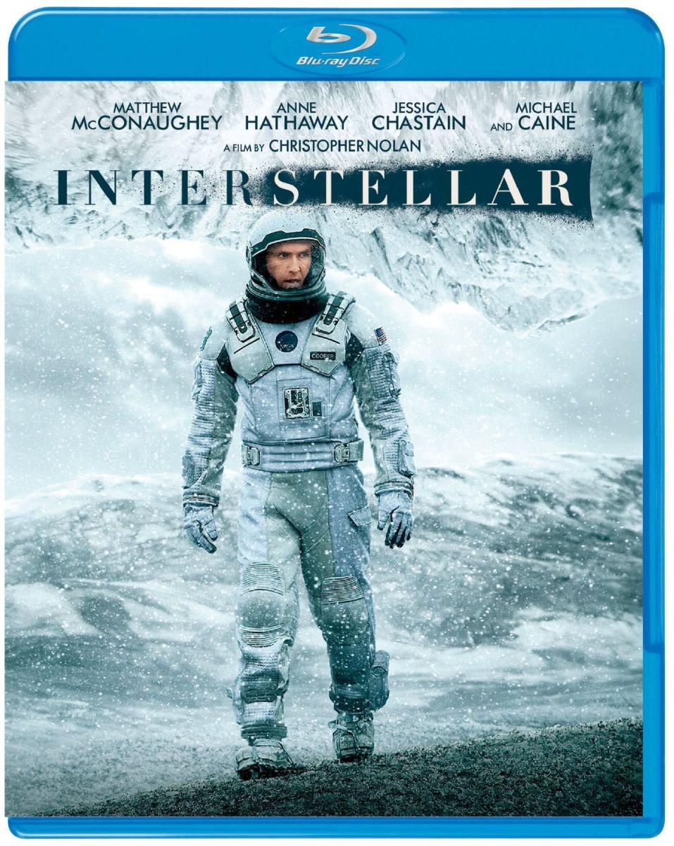 インターステラー[1000581249][Blu-ray/ブルーレイ] 製品画像
