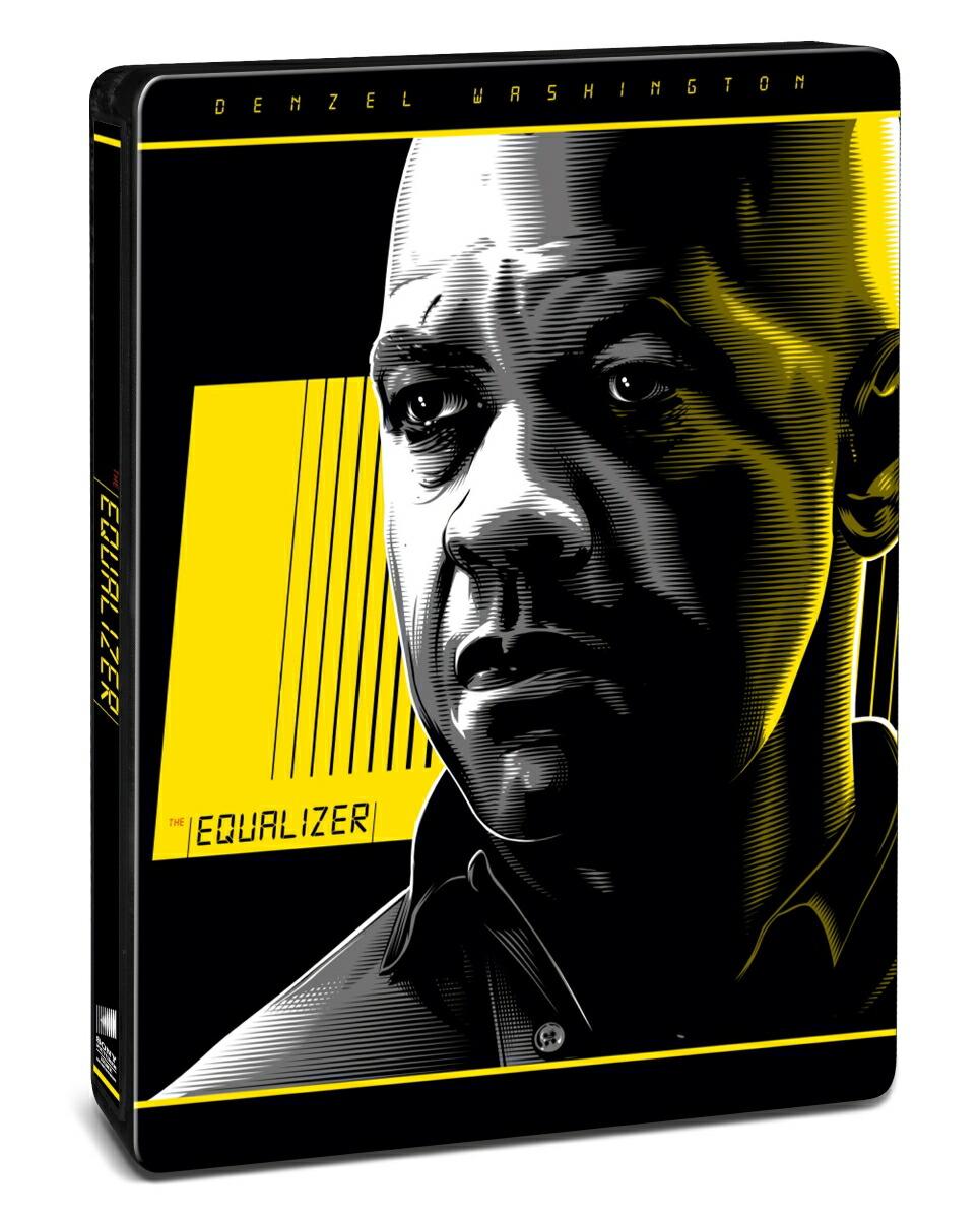 イコライザー(アンレイテッド・バージョン) 4K ULTRA HD&ブルーレイセット スチールブック仕様【完全数量限定】[UHBL-80449][Ultra HD Blu-ray]