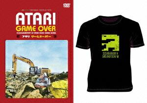 ATARI GAME OVER アタリ ゲームオーバー 数量限定特別版[PCBE-54831][DVD]