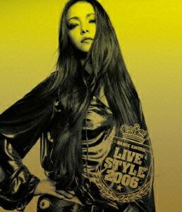 "namie amuro BEST tour ""LIVE STYLE 2006""[AVXD-91832][Blu-ray/ブルーレイ]"