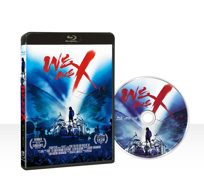 WE ARE X Blu-ray スタンダード・エディション[TBR-27348D][Blu-ray/ブルーレイ]
