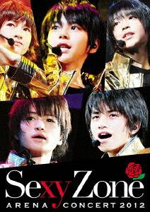 Sexy Zone アリーナコンサート2012(Blu-ray通常盤 初回限定 松島聡バック・ジャケット仕様)[PCXP-50114][Blu-ray/ブルーレイ]