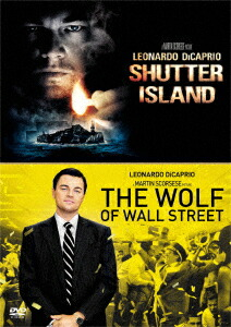 シャッター アイランド&ウルフ・オブ・ウォールストリート ベストバリューDVDセット[期間限定スペシャルプライス][PJBF-1126][DVD] 製品画像