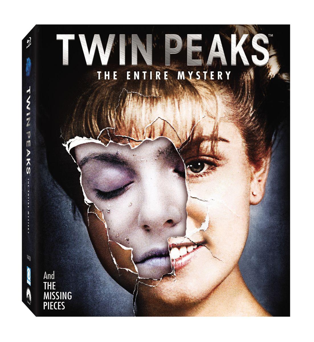 ツイン・ピークス 完全なる謎 Blu-ray BOX【数量限定生産】[PPWB-135229][Blu-ray/ブルーレイ] 製品画像