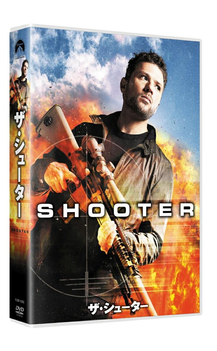 ザ・シューター DVD-BOX[PJBF-1232][DVD] 製品画像