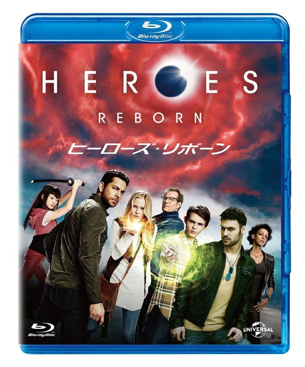 HEROES REBORN/ヒーローズ・リボーン ブルーレイ バリューパック[GNXF-2295][Blu-ray/ブルーレイ]