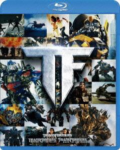 トランスフォーマー トリロジー ブルーレイBOX[PPWB-1007][Blu-ray/ブルーレイ] 製品画像
