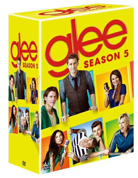 glee/グリー シーズン5 DVDコレクターズBOX[FXBA-60546][DVD]