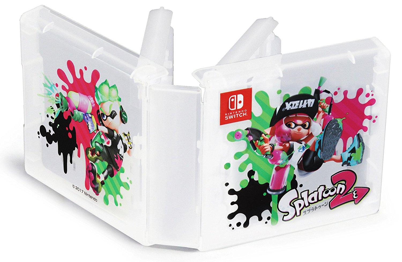 Nintendo Switch専用カードケース カードポケット24 HACF-02SP2 [スプラトゥーン2]