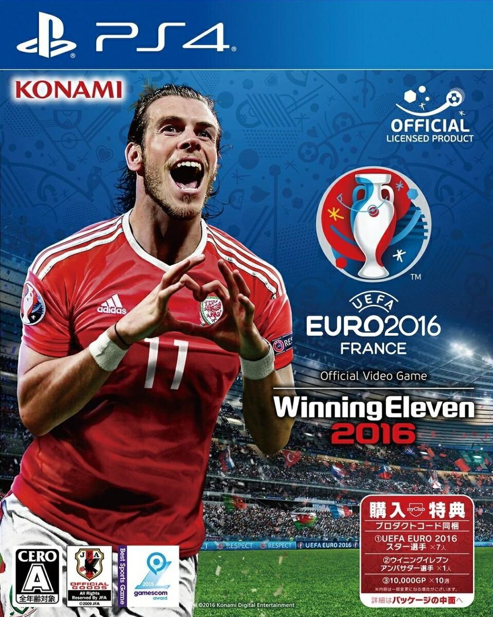 UEFA EURO 2016 / �E�C�j���O�C���u�� 2016 [PS4]