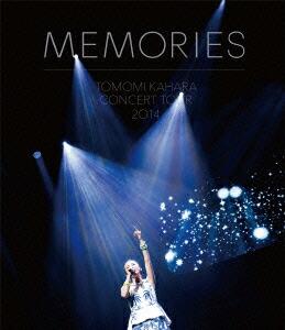TOMOMI KAHARA CONCERT TOUR 2014 〜MEMORIES〜(初回限定版)[UPXH-9003][Blu-ray/ブルーレイ] 製品画像