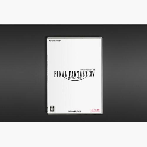 ファイナルファンタジーXIV オンライン [WIN]