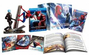 アメイジング・スパイダーマン2TM アメイジング・バトルBOX【初回生産1,000セット限定】[BPBH-782][Blu-ray/ブルーレイ]