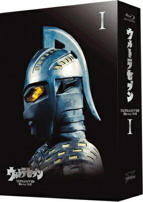 ウルトラセブン Blu-ray BOX I[BCXS-0934][Blu-ray/ブルーレイ]