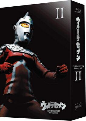 ウルトラセブン Blu-ray BOX II[BCXS-0935][Blu-ray/ブルーレイ]