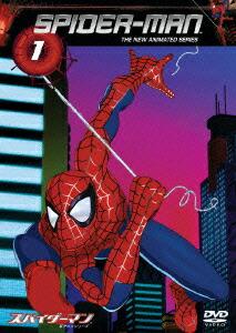 スパイダーマンTM 新アニメシリーズ Vol.1[OPL-02048][DVD]