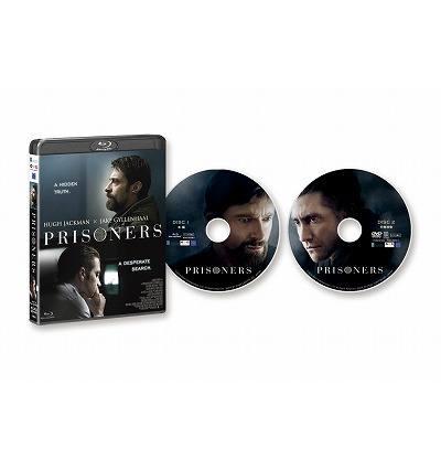 プリズナーズ[PCXG-50148][Blu-ray/ブルーレイ] 製品画像