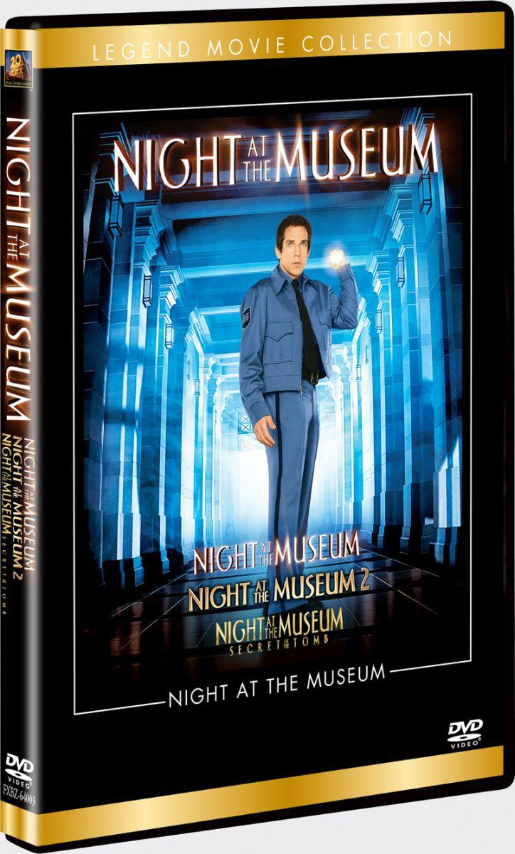 ナイト ミュージアム DVDコレクション[FXBZ-64003][DVD]