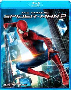 アメイジング・スパイダーマン2TM【初回生産限定】[BRL-80400][Blu-ray/ブルーレイ]