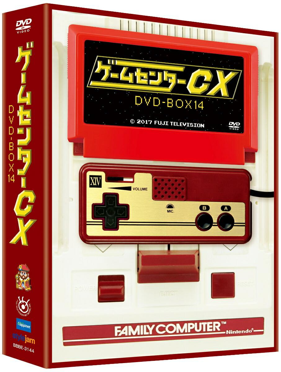 ゲームセンターCX DVD-BOX14[BBBE-3144][DVD] 製品画像