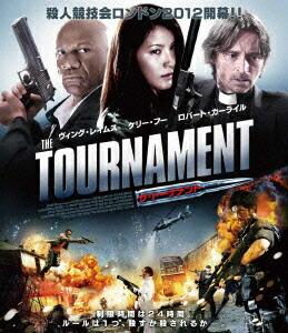 ザ・トーナメント[BDF-9001S][Blu-ray/ブルーレイ] 製品画像