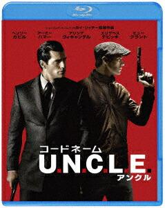 コードネームU.N.C.L.E.[1000620429][Blu-ray/ブルーレイ] 製品画像